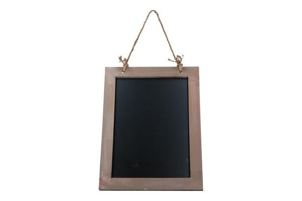 Tafel z. hängen 31 x 40cm, 1 Stück
