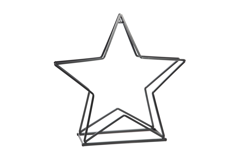 Stern zum Aufklappen, 63,5x21x61,5cm