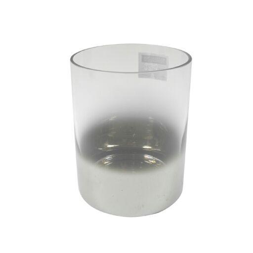 Teelichtglas 7 x 7 x 8,5cm, 1 Stück