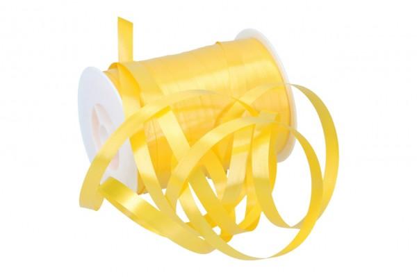 Kräuselbast farbig 10mm x 250m 58 gelb