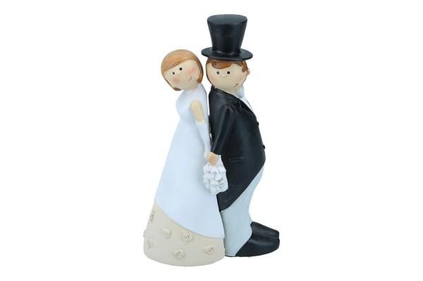Braut und Bräutigam, 1 Paar