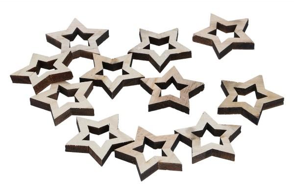 Stern offen zum Streuen 5 x 5cm