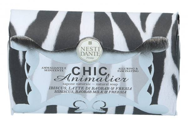Seife Animalier white, 1 Stück = 250gr.