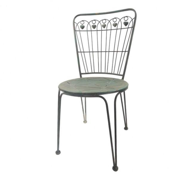 Stuhl B43 H86cm, grün, Ve. 1 (#153417000)