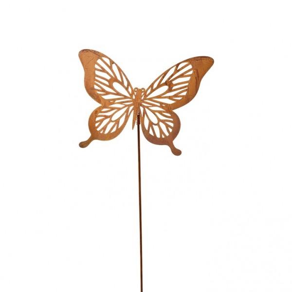 Schmetterling Gartenstecker, 17 L62 cm (#153544000)